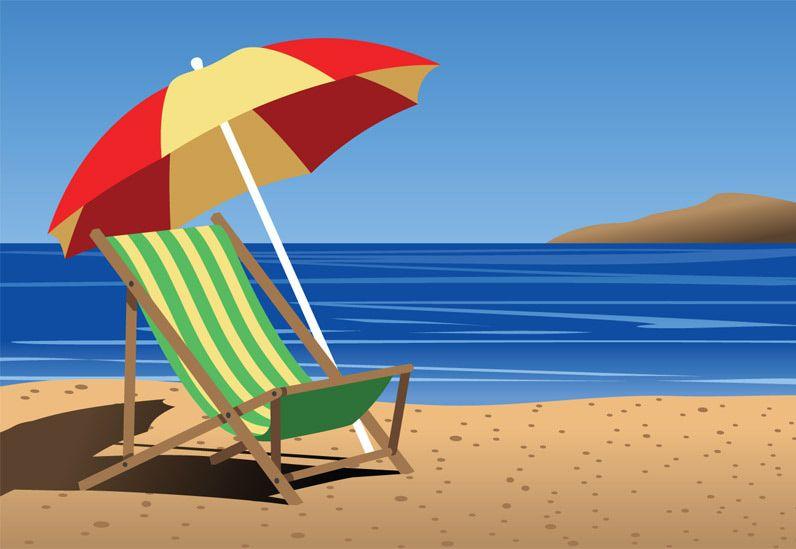 39++ Beach umbrella image clipart ideas