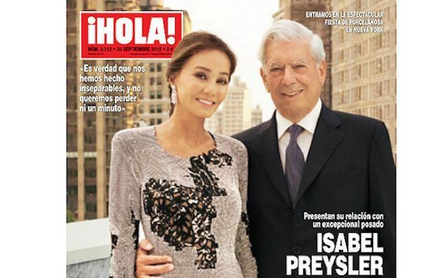 La portada más polémica de Isabel Preysler en Hola (sí, otra vez) - Contenido seleccionado con la ayuda de http://r4s.to/r4s