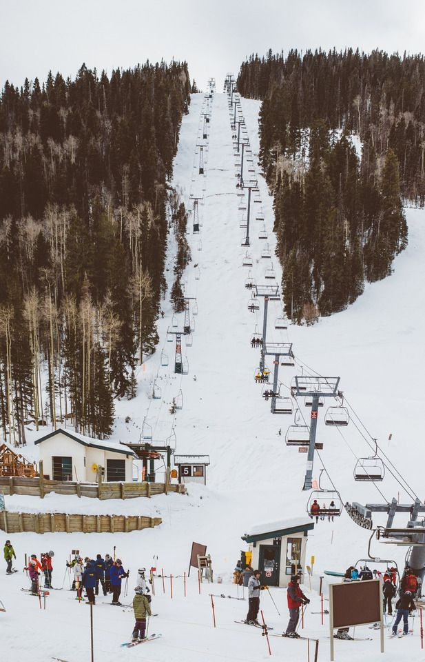 Photo of Gorgeous slopes at Taos Ski Valley, NM