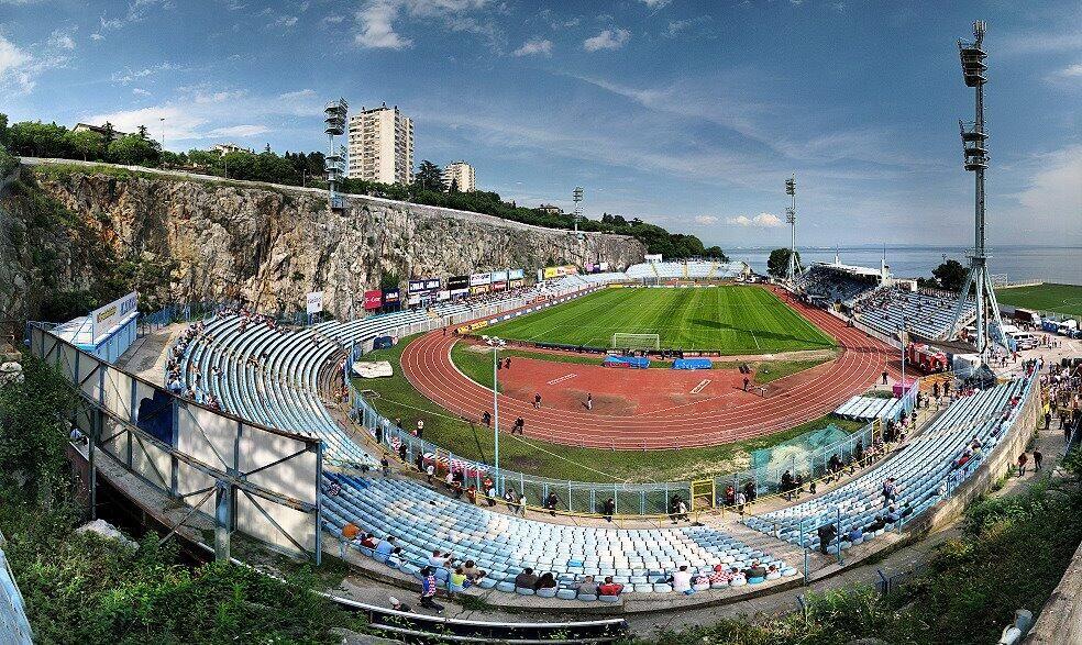 Bildergebnis für stadion rijeka