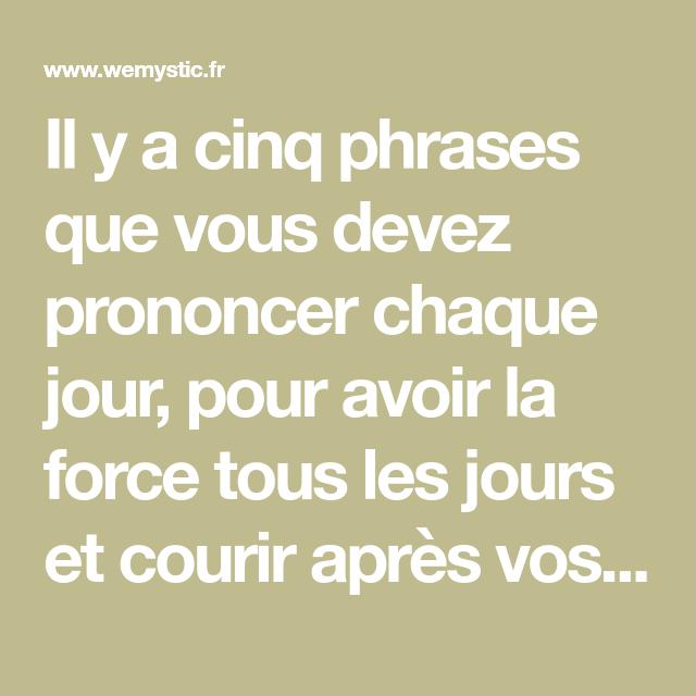 5 Phrases Qui Ont Un Pouvoir De Guerison Wemystic France Phrase Comment Soigner Force Interieure