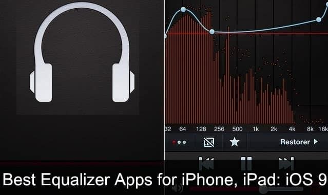 Best Equalizer Apps for iPhone, iPad Real Music Sound