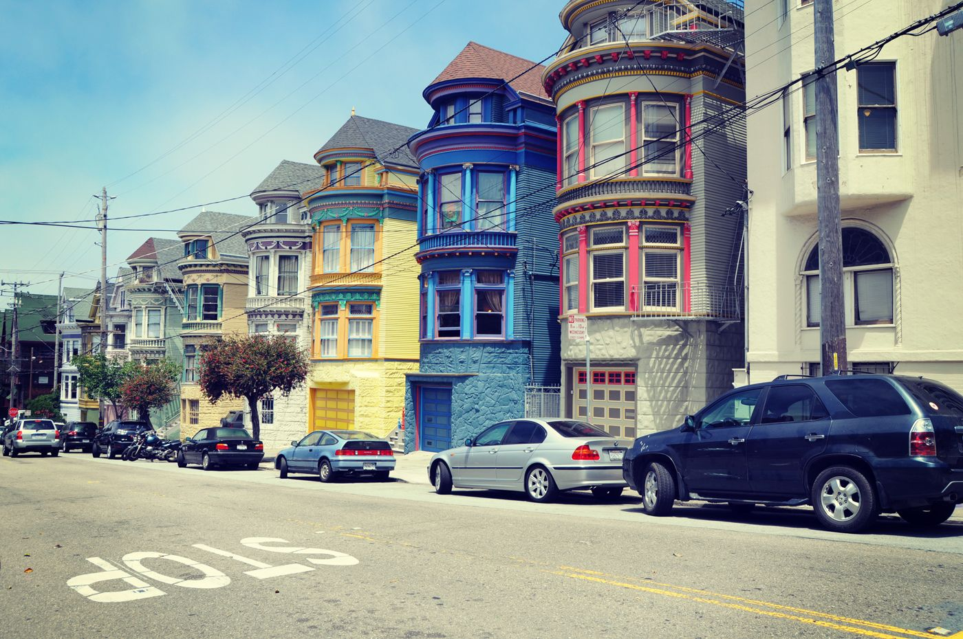 3 San Francisco Neighborhoods Visit
