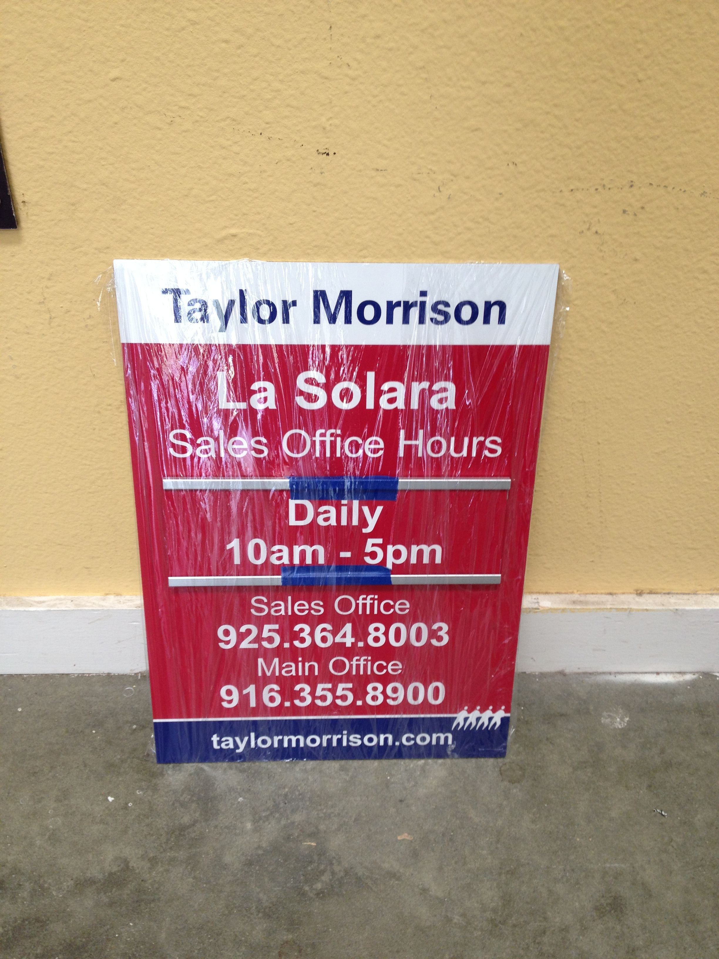 Office Check Out Sign
