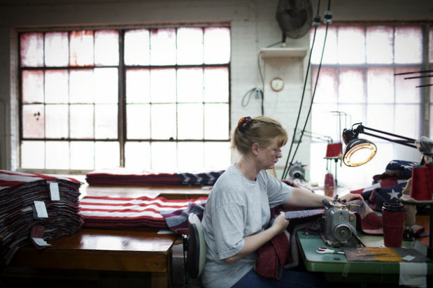 There's a return to American manufacturing. It makes economic sense! Find out why. #madeintheusa