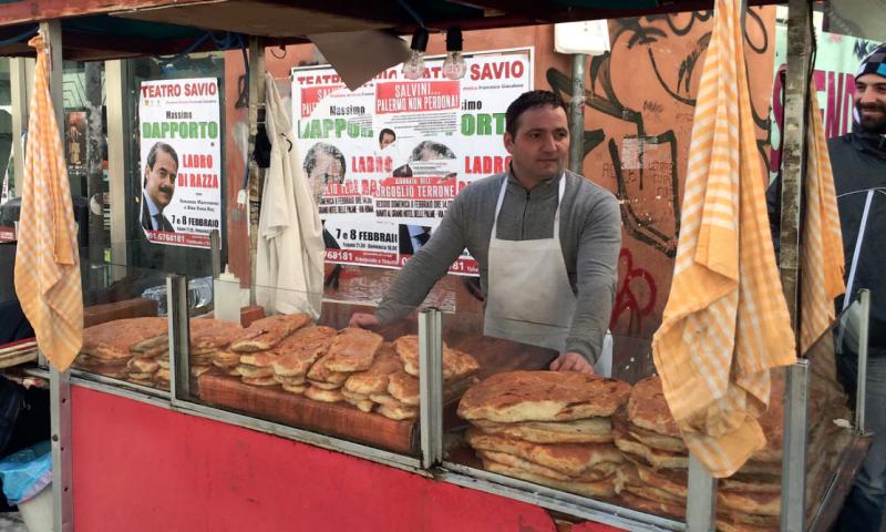 Siete in Sicilia? Fate colazione con le frittole