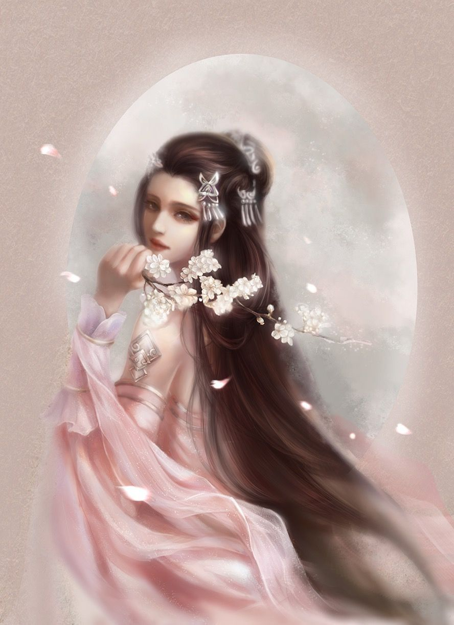 Pin By أنا Bella On Anime Fantasy Art Beautiful Fantasy Art