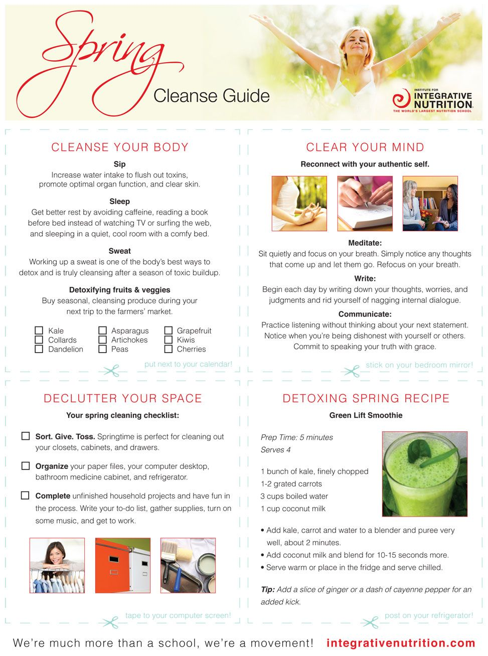 Spring Clean Your Body With These Seasonal Detoxing Veggies forecasting