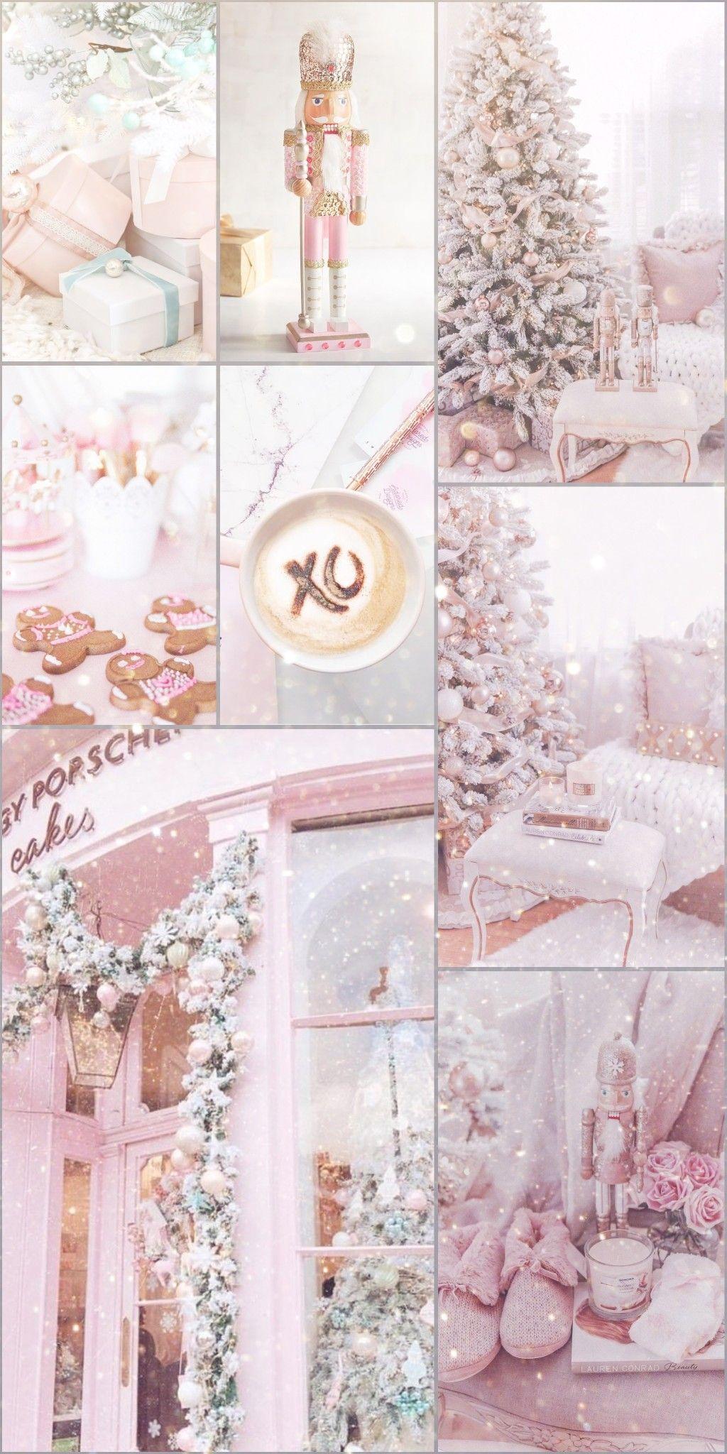 Pink Xmas Wallpaper Pink Wallpaper Iphone Pink Christmas Bedroom Pink Wallpaper