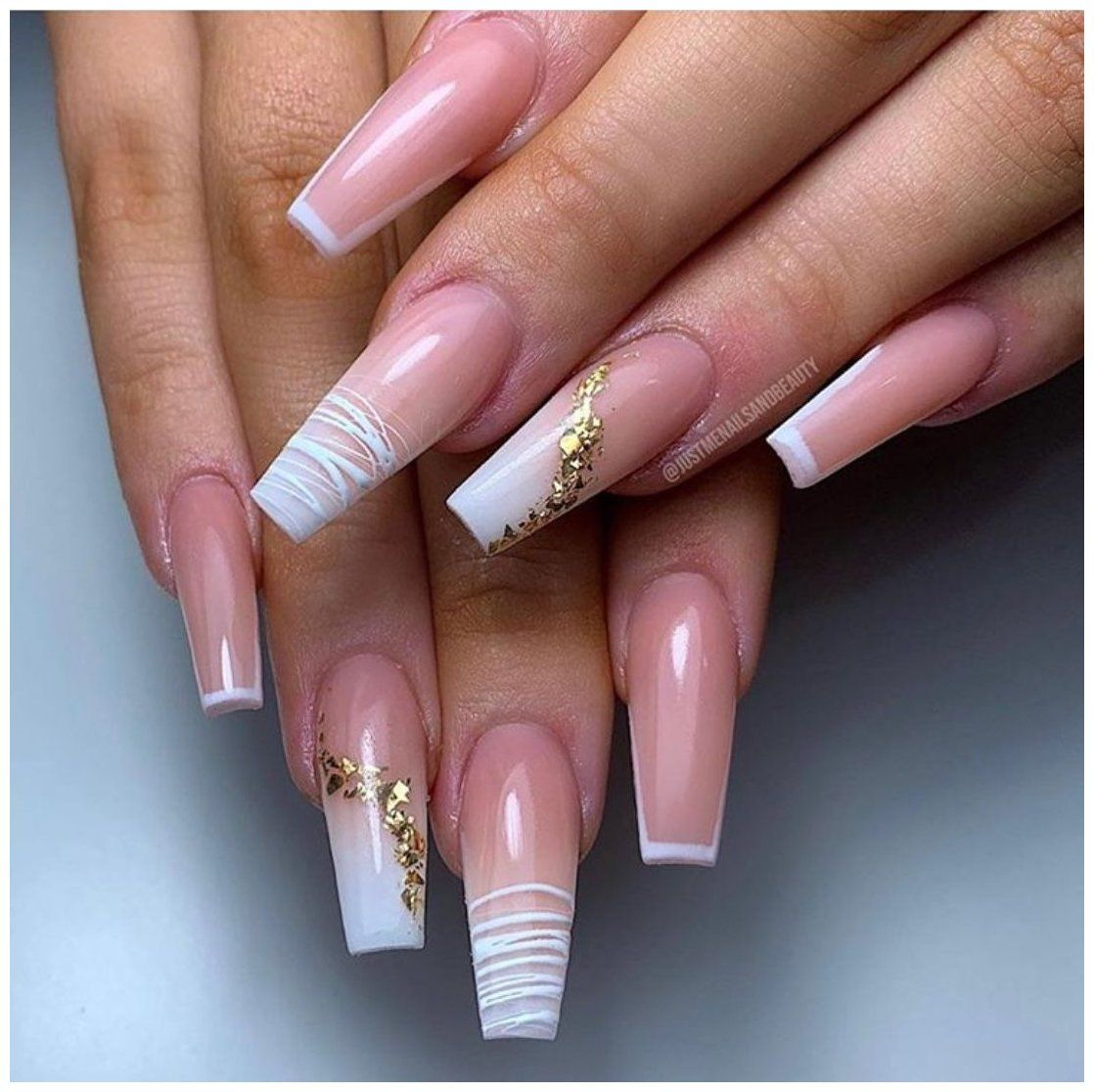 Понравилось | Stylish nails designs, Stylish nails, Fall