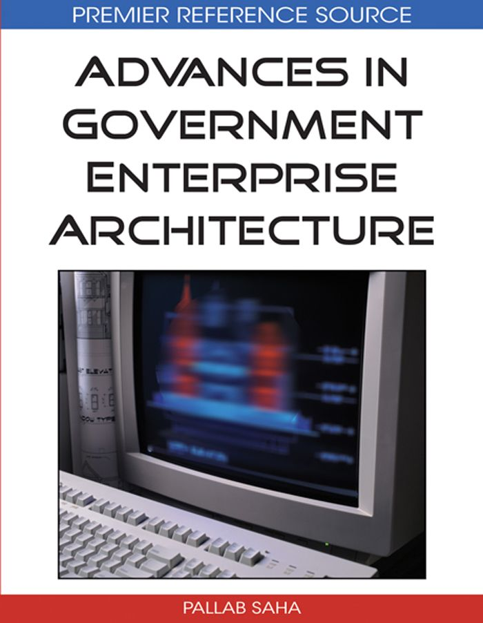 I'm selling Advances in Government Enterprise Architecture (Premier Reference Source) by Pallab Saha - $105.00 #onselz