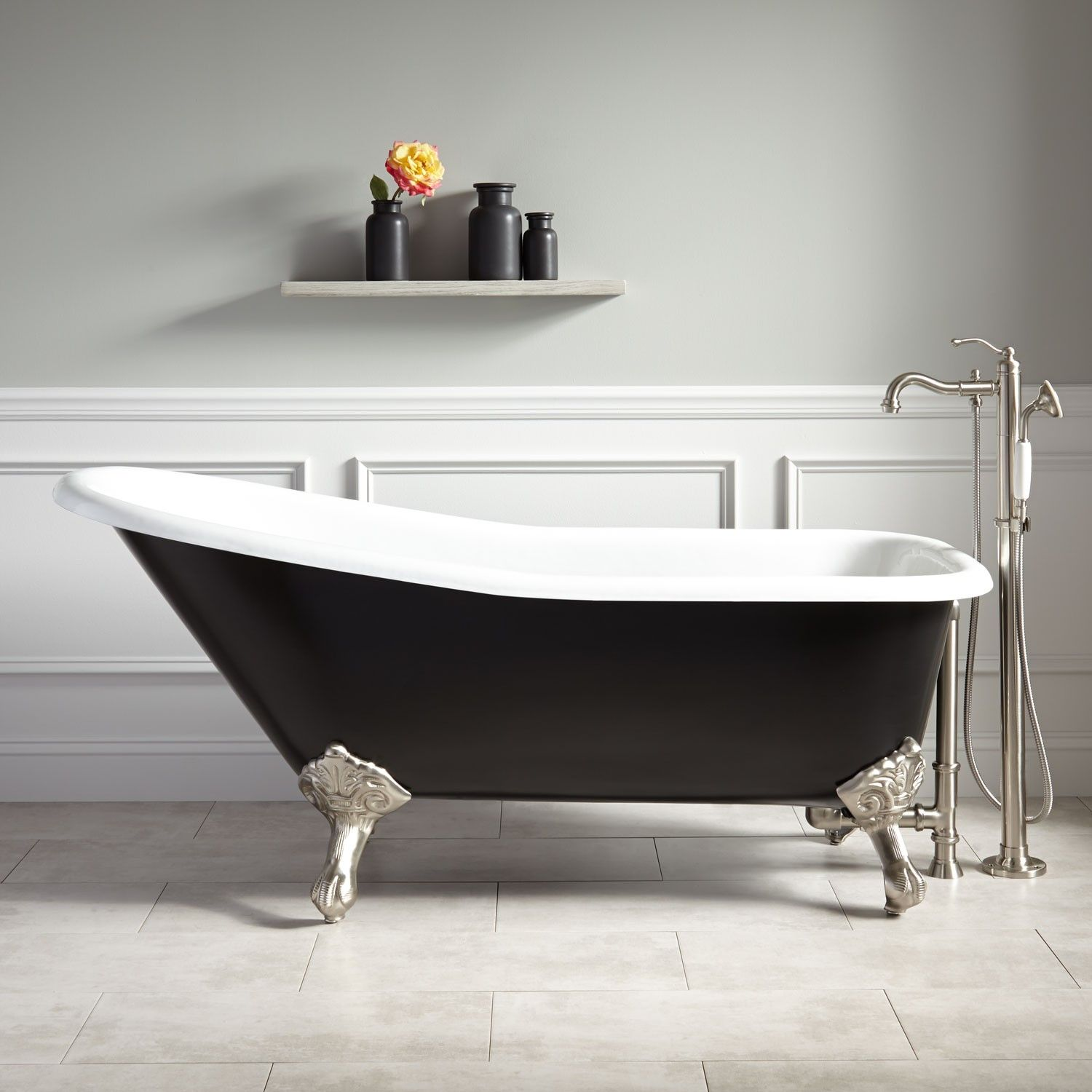 corner drop ideas in head cushioned whirlpool romantic by bathtubs white acrylic rest rounded face two with surrounded bathtub black tubs bathroom to person