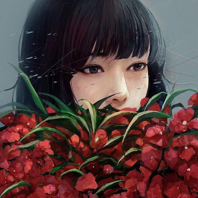 じゅげむ #illustrator #illustration #paint #drawing #絵 #画 #イラスト #イラストレーター