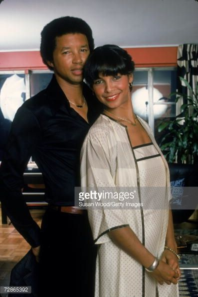 Portrait Of American Tennis Legend Arthur Ashe And His Wife African American History Black History Facts Tennis Legends