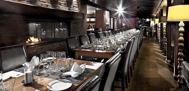 Restaurant Kaltio | Fine dining at Santa's Hotel Tunturi