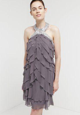 In diesem Kleid ziehst du alle Blicke auf dich. Laona Cocktailkleid / festliches Kleid - frost grey für 97,95 € (28.11.15) versandkostenfrei bei Zalando bestellen.