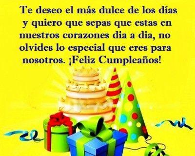 Frases Cortas De Feliz Cumpleaños Amiga Especial Birthday