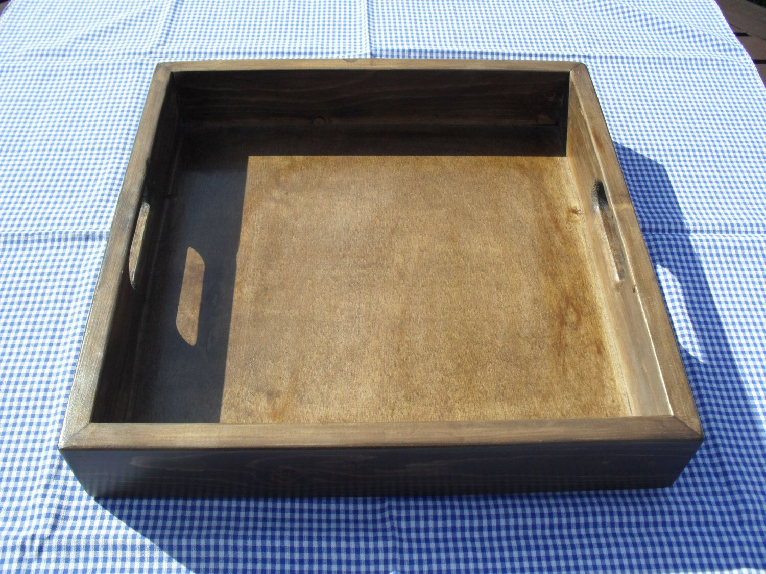 Ottoman Trays Home Decor Awesome Ottoman Tray Wooden Tray Handmade Eco Friendly Tray Re Claimed Decorating Inspiration