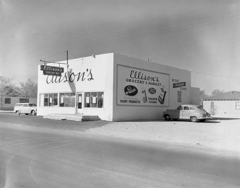 Ellison ' s Grocery store in Hobbs, NM on S Turner    Hobbs