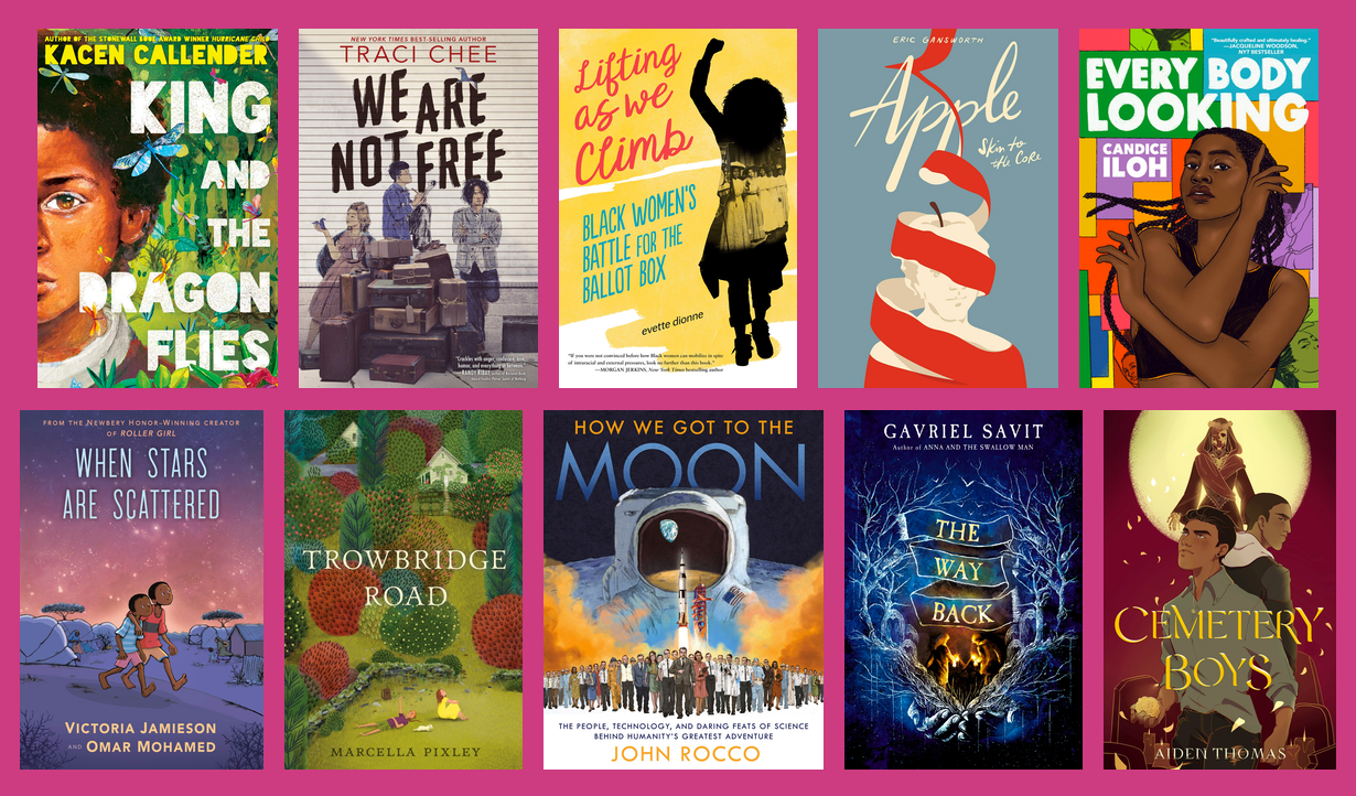 2020 National Book Awards: The Complete Longlist