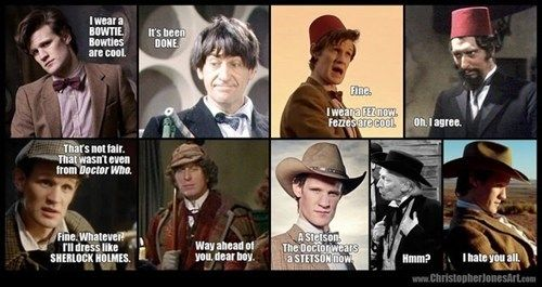 The Doctor Did It Before The Doctor Favorite
