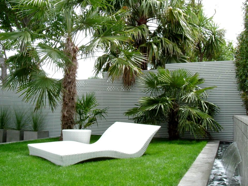 Lounge outside minimal