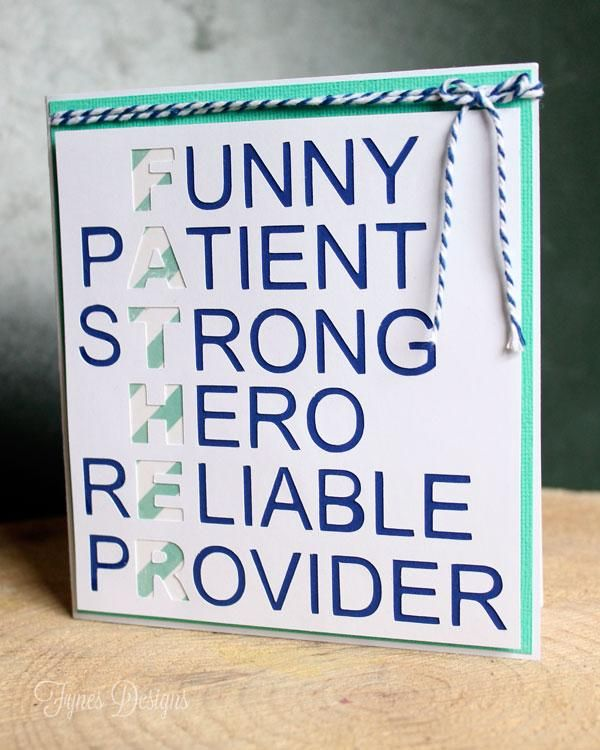 father s day gift or father s day card you choose crafting my
