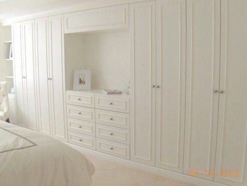 Storage And Closets Design Ideas Remodels And Pictures Build A Closet Bedroom Built Ins Master Bedroom Closet