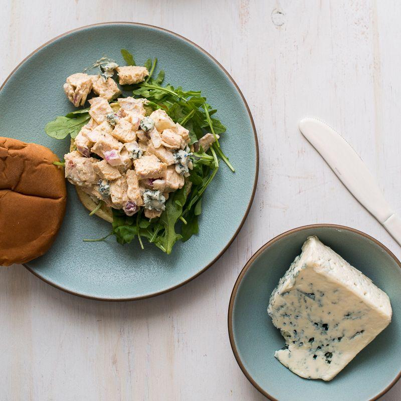 Blue Cheese Chicken Salad Sandwich