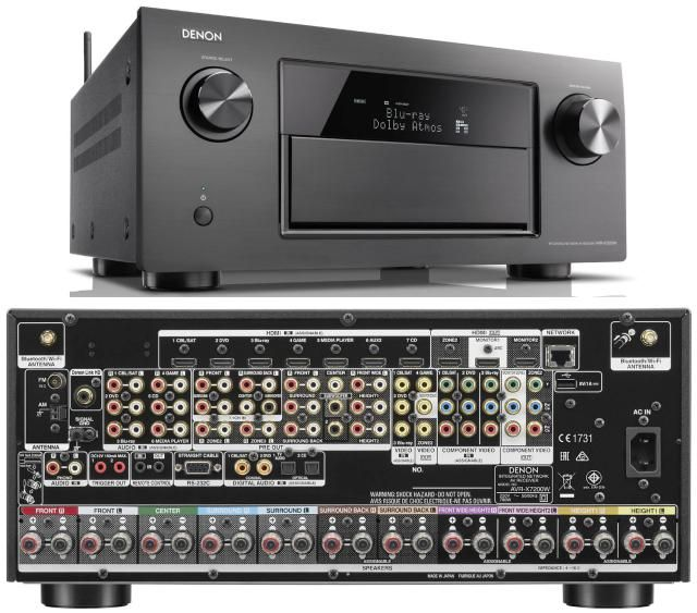 The 9 Best Stereo Receivers Of 2020 Home Theater Receiver Home Theater Speakers Home Theater