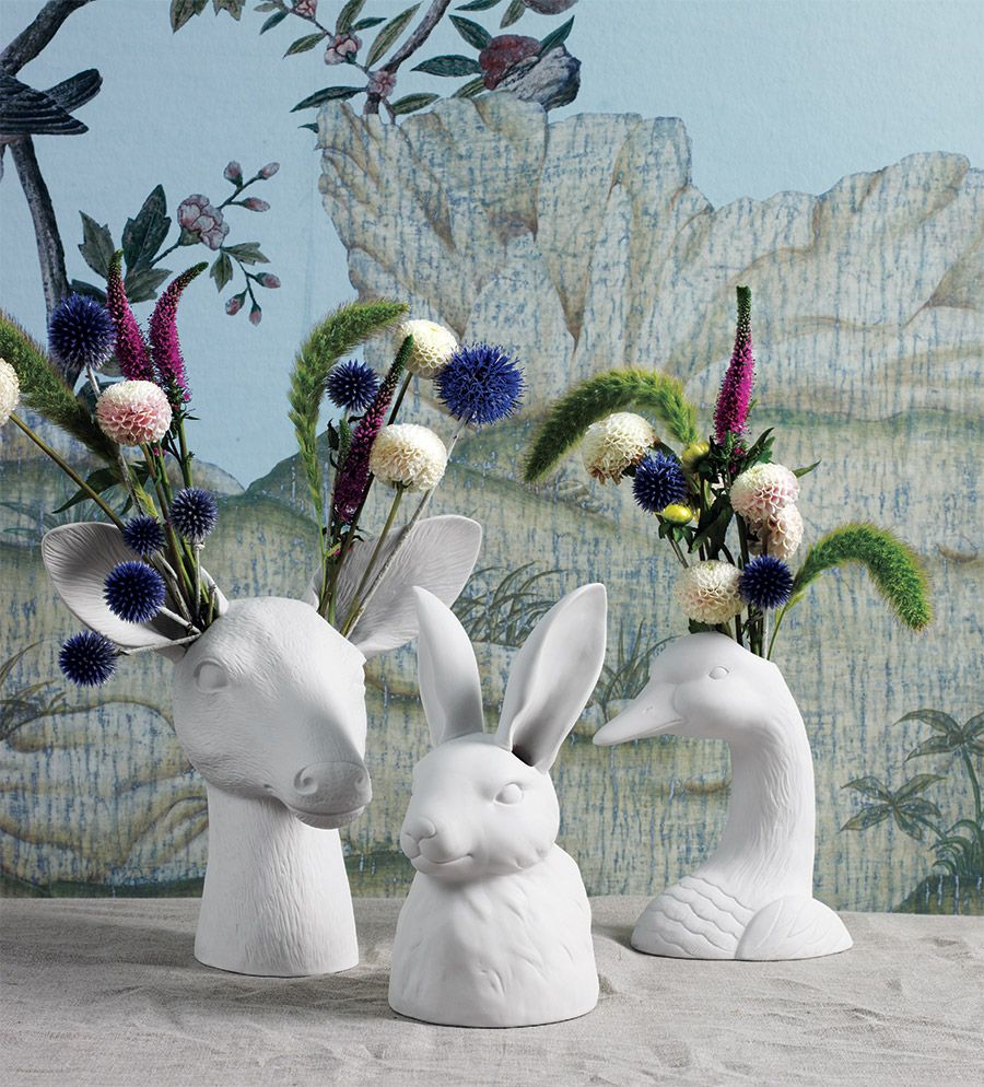 These Cholet Hollow Vases are an alternative
