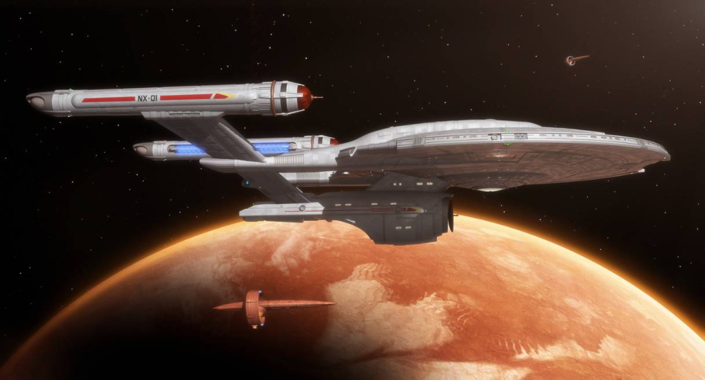 Visiting Vulcan by thefirstfleet on DeviantArt