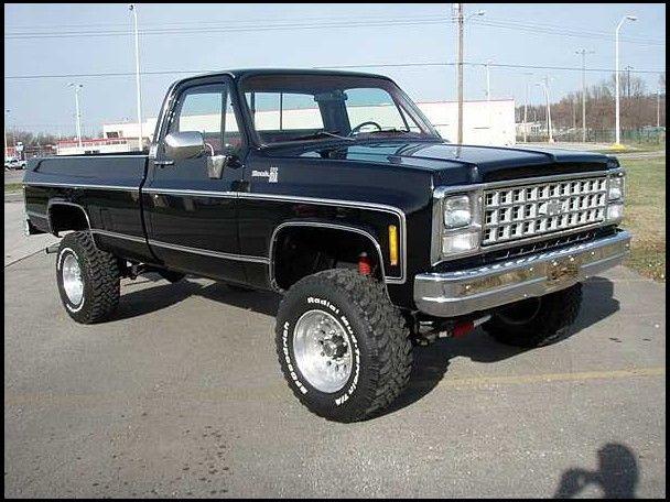 1980 Chevrolet Silverado Pickup 350 Ci 4 Speed Mecum Auctions Chevy Trucks Chevy Pickup Trucks Chevrolet Silverado