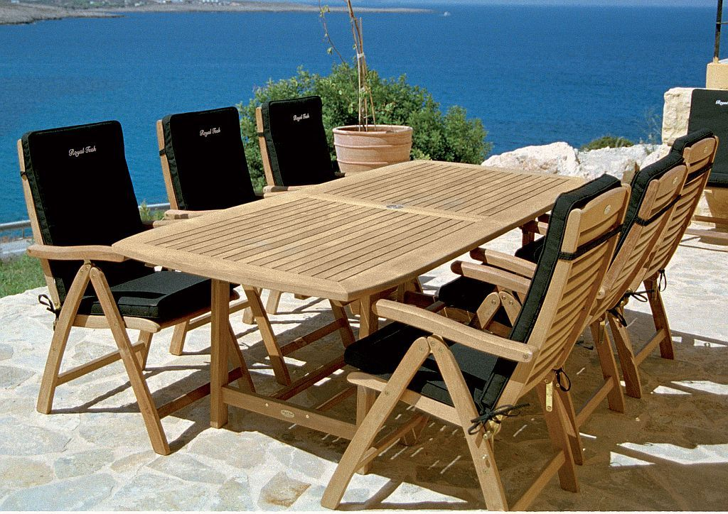 15 teak patio furniture ideas and how to maintenance it teak