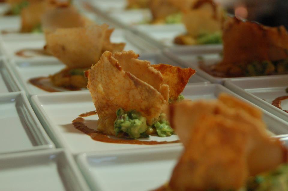 Chicken Nachos | Re Creo Supperclub via Simply Graceful