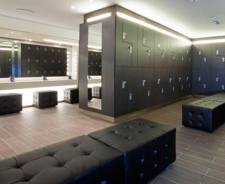 locker room  gym • yoga studio  yoga room design gym