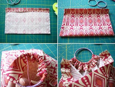 hacer bolsos caseros