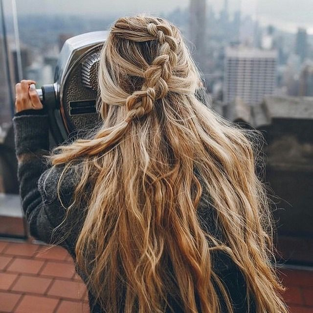 9 Cool Girl Messy Hairstyles To Rock