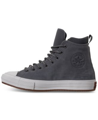 converse all star hi waterproof boot leather
