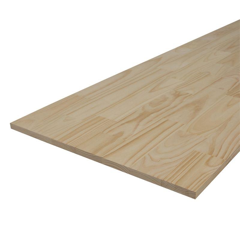 Selex 2100 X 900 X 30mm Laminated Clear Pine Sheet