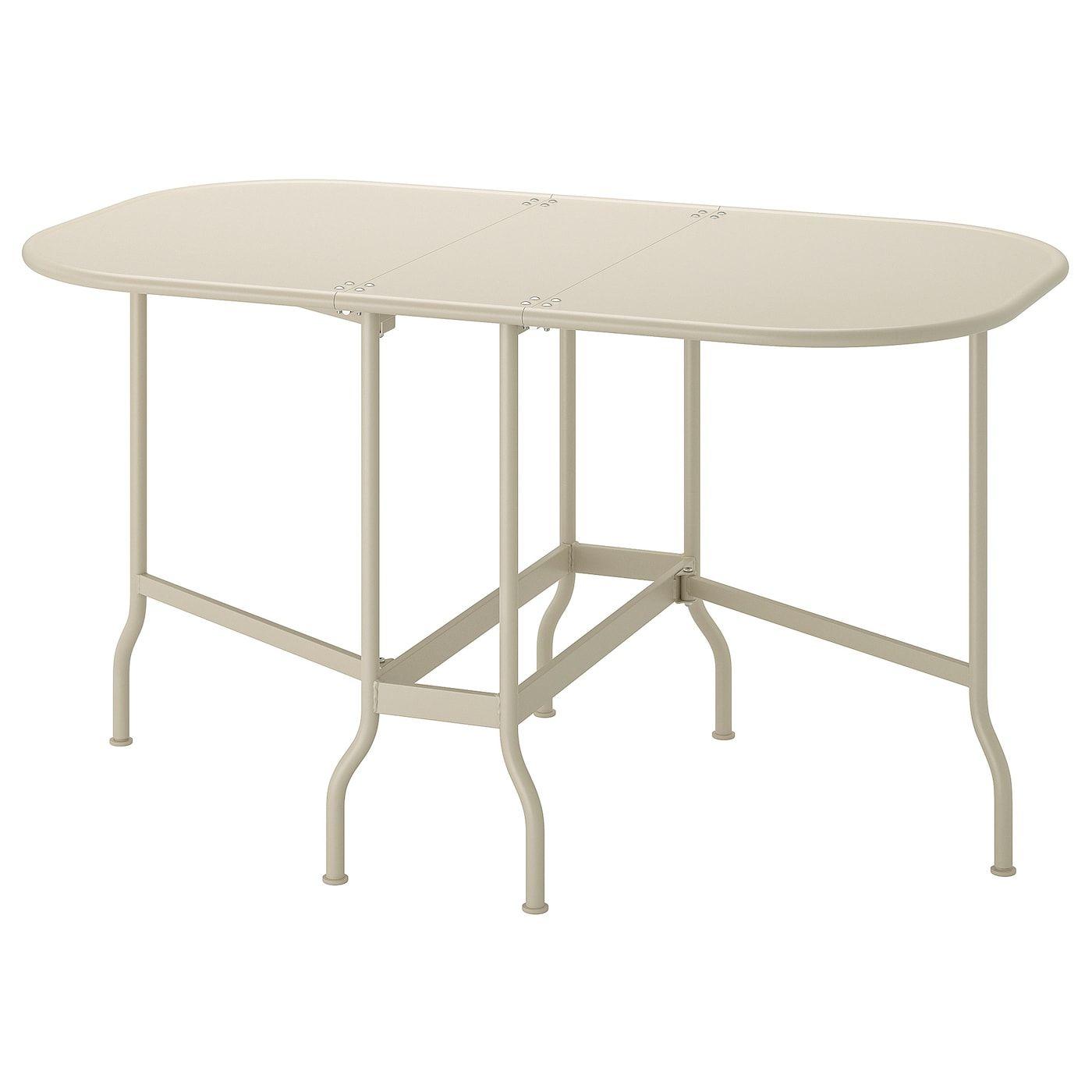 Garden Tables Made Of Metal Wood Or Aluminum Ikea Wandklapptisch Kleines Balkon Dekor Wandtisch