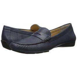 VANELi Womens Remy 978191 Penny Loafer Navy 8 M US ...
