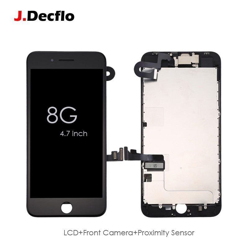 Full assembly lcd touch screen digitizer display for