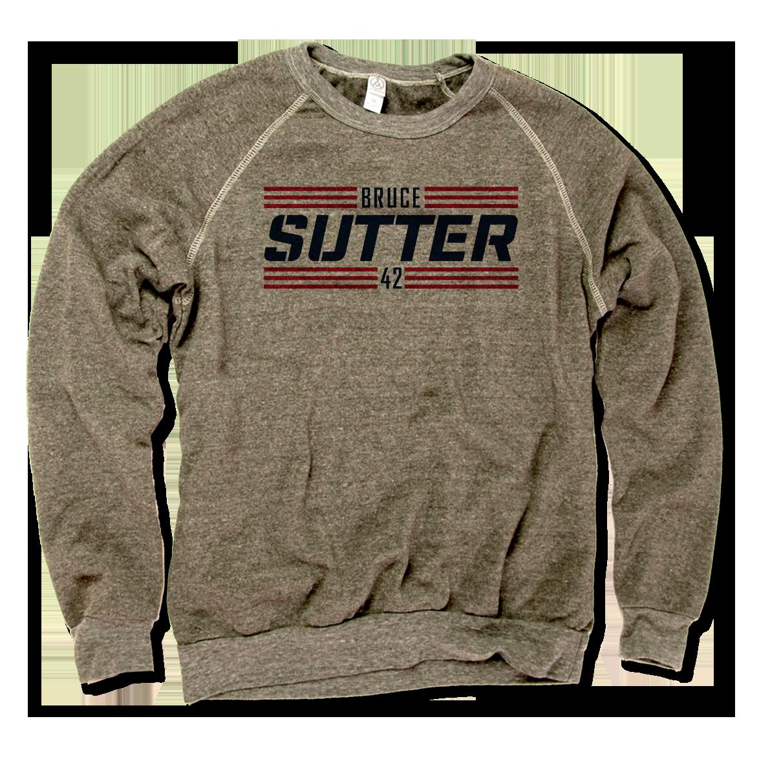 Bruce Sutter Cardinals Font