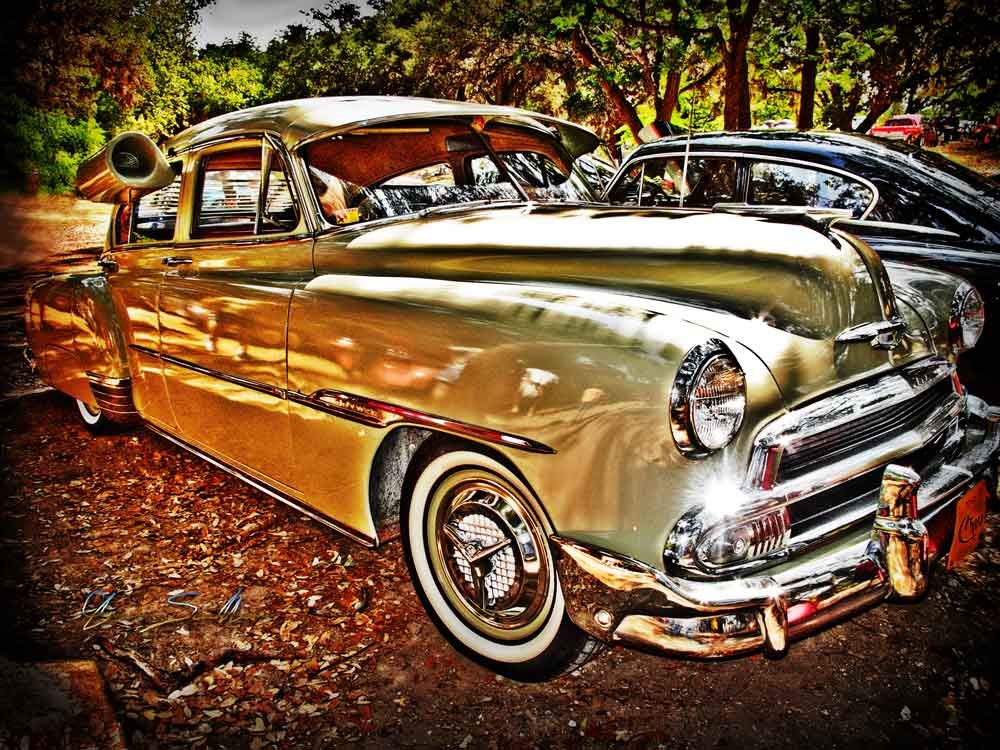 1952 Chevrolet Champagne Chevy a Hot Rodder's Dream