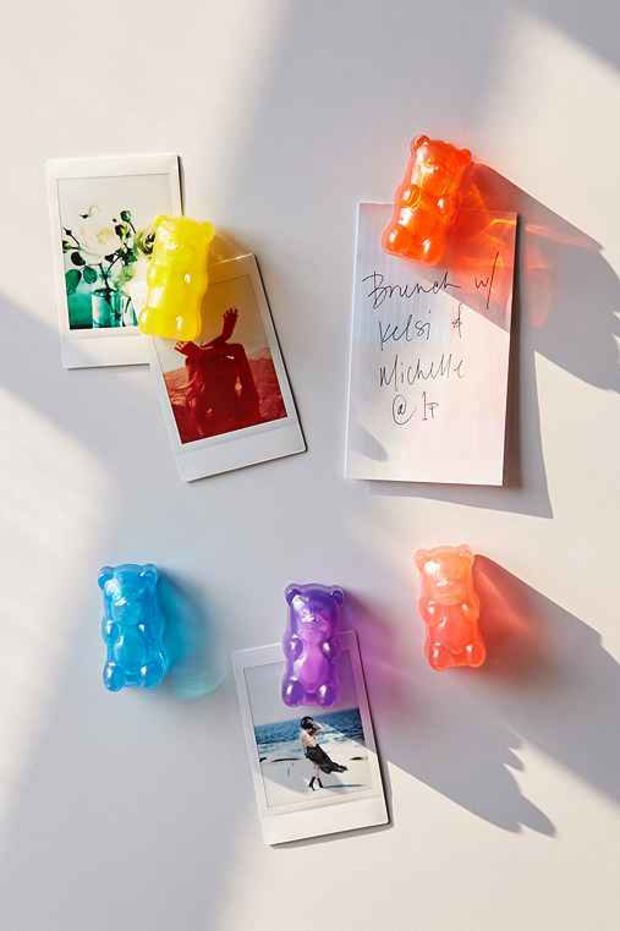 Gummy Bear Magnet Set