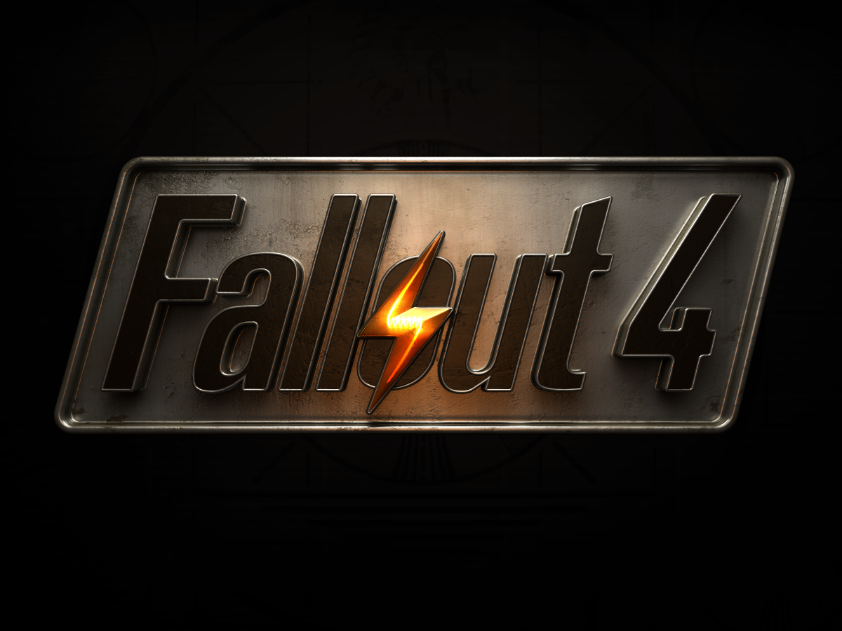 Fallout4 logo 01 (With images) | Logos, Logo design collection ...