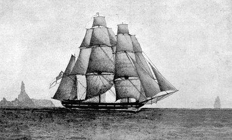Hms Beagle Charles Darwin S Boat Hms Beagle Darwin Boat