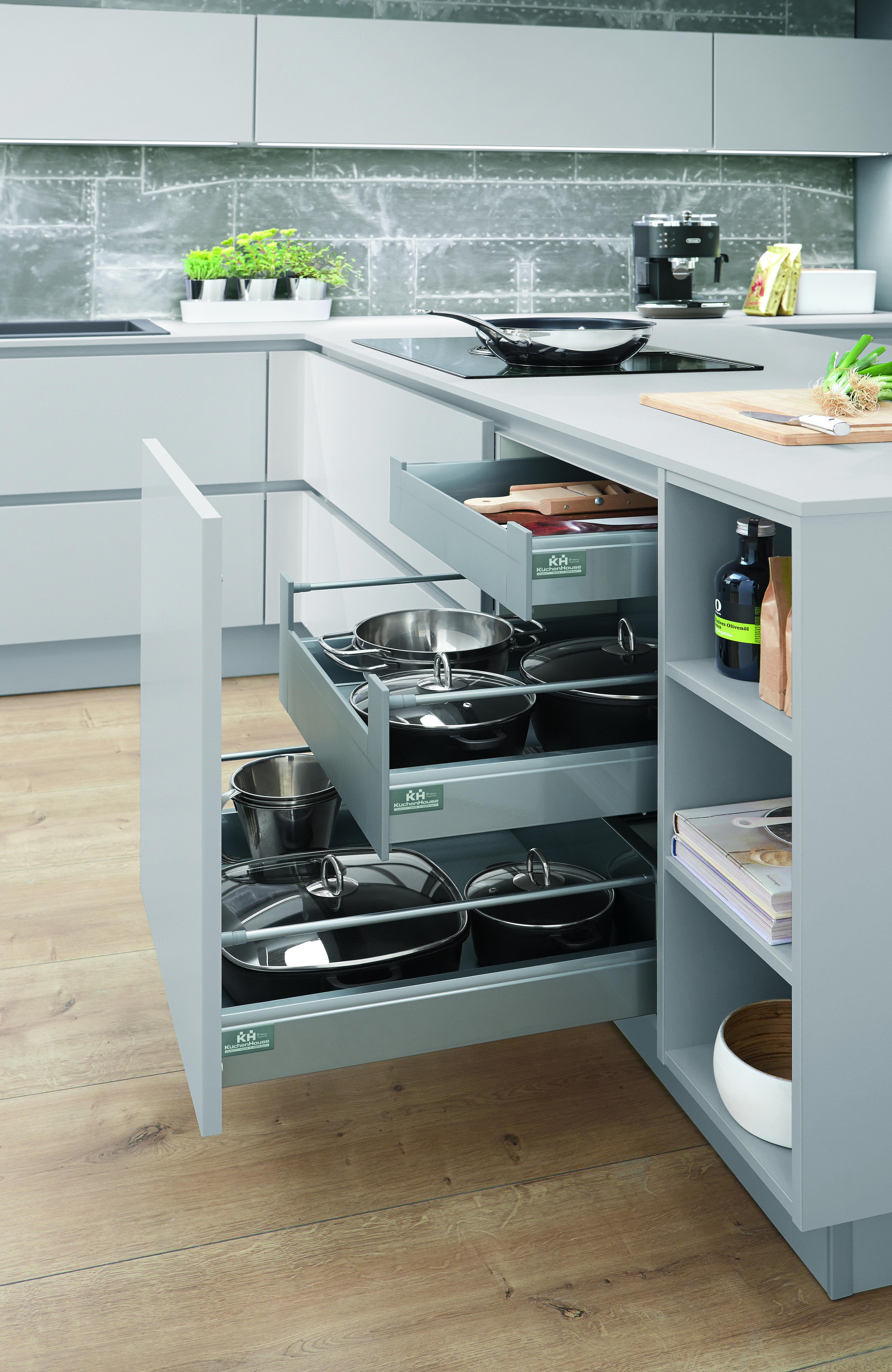 Web site de kuchenhouse international con presentaci n de - Amueblamiento de cocinas ...