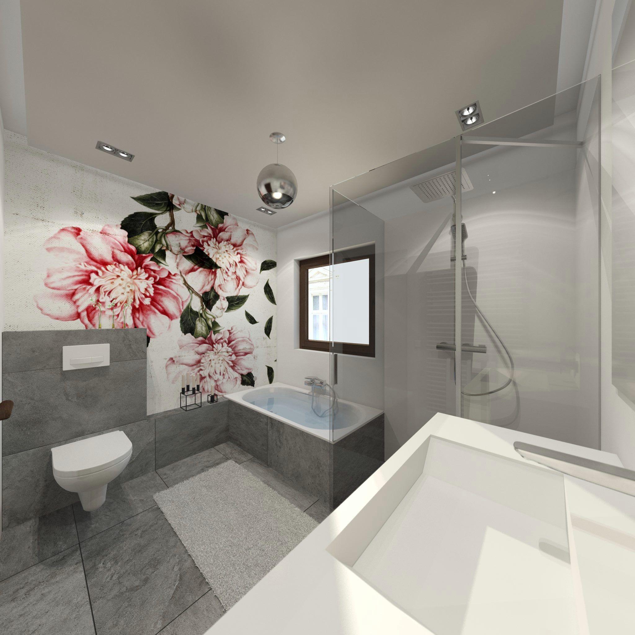 Badezimmer Design Foto Corner Bathtub Bathroom Bathtub